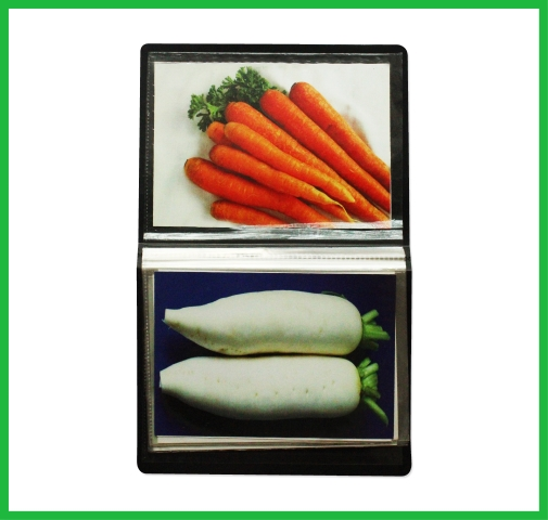 VEGETABLES AND FRUITS (LEVEL 1)