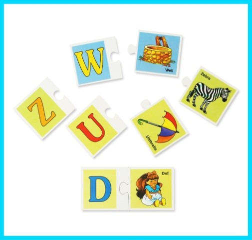 ALPHABET FUN(LEVEL 1)